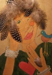 Patricia Wallace Jones: Feather Brain
